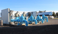 Membrane Feed Pumps - City of Clovis Surface Water Treatment Plant Expansion
