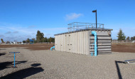 Plate Settler - City of Clovis Surface Water Treatment Plant Expansion