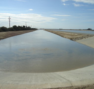 Fresno Irrigation District Jameson Pond Banking Project